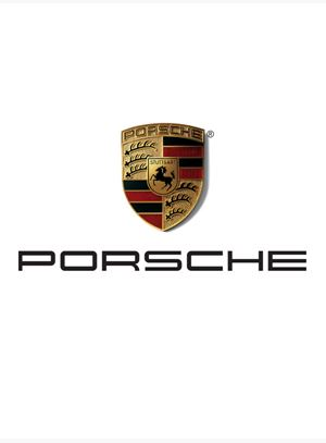 Inauguration of the Porsche Caiman at the Grand Palais