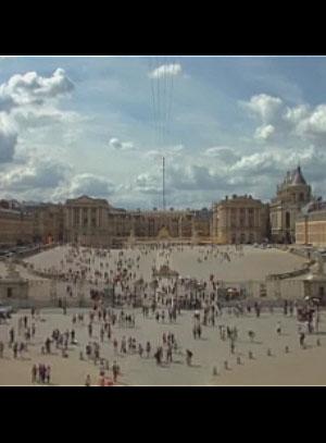 Versailles 360-Courd'Honneur