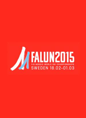 FIS Nordic World Ski Championships Sweden 2015
