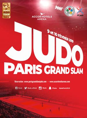Grand Slam Judo Paris 2019