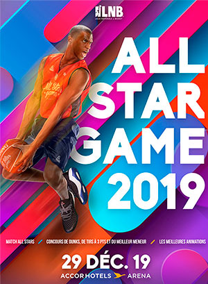 ALL STAR Game Bercy AccorHotels Arena