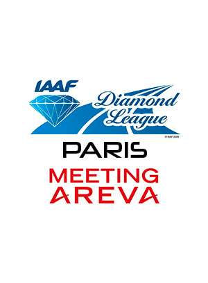 IAAF Diamond League Paris 2015