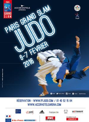 Paris Grand Slam Judo