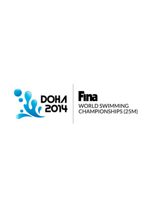 FINA Swimming World cup Doha 2014