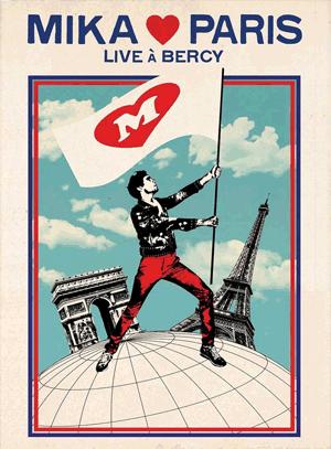 Mika Concert Paris