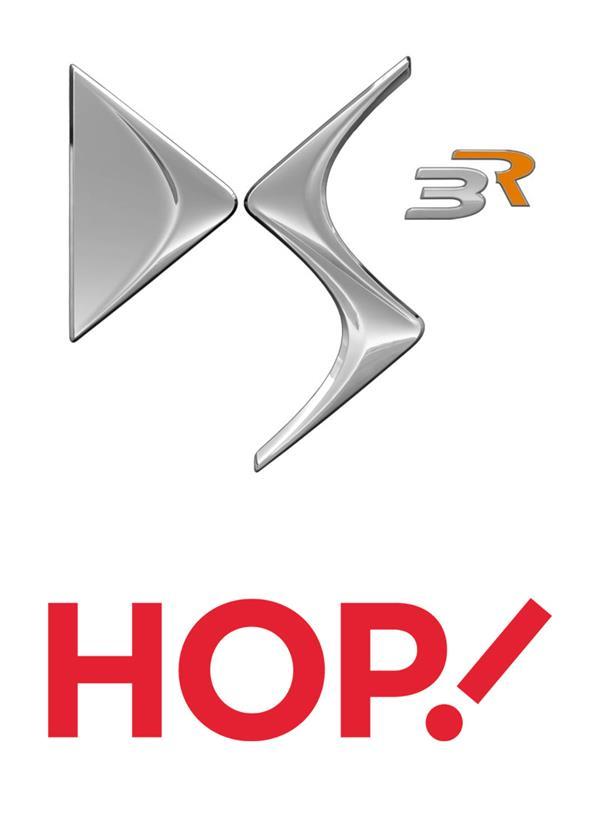 Citroën DS3 / HOP!